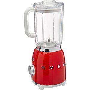 Smeg '50s Retro Style Blender Red